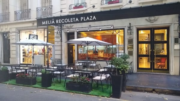 1557 Bistró (Meliá Recoleta Plaza Hotel), CABA