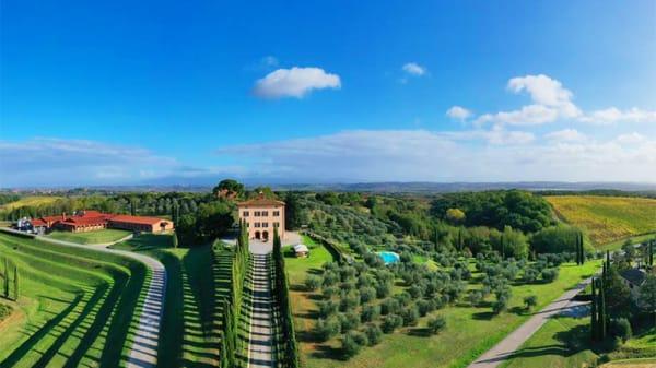 Esterno - Relais Villa Grazianella, Acquaviva