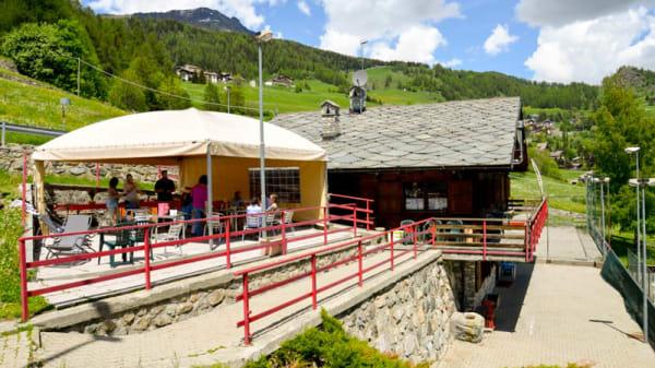 Terrazza - Champs de la Cure Piro Piro, Saint Pantaleon
