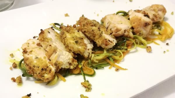 Suggerimento dello chef - La Musa, Ventimiglia
