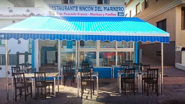 Terraza - Rincón del Marinero, San Miguel De Tajao