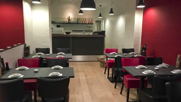 rum - Dinner Sushi, København