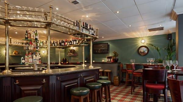 Number 25 Bar, London