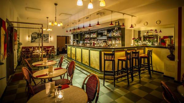 Dining hall - Bistro Bar Croque, Stockholm
