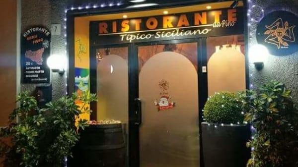 esterno del nostro locale - Da Pino, Livorno