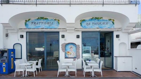 Esterno - Da Pasquale, Capri