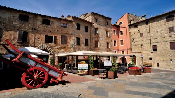 Piazzetta - Milleluci, Colle di Val d'Elsa