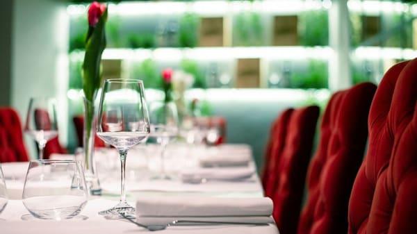 Particolare tavolo - Casato Ristorante Wine Bar, Siena