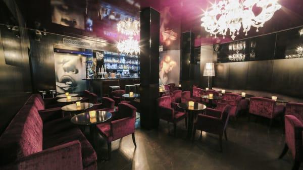 Intérieur du restaurant - Le Daniel's - Mon Hotel, Paris