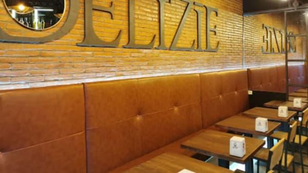 Interno - Delizie Gastro Cafeteria, Barcelona