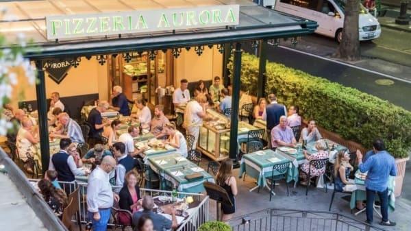 Pizzeria Aurora, Sorrento
