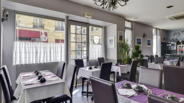 Salle du restaurant - Le Petit Crépio, Ivry-sur-Seine