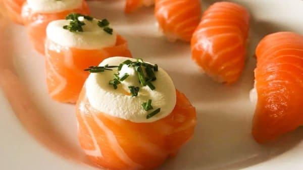 Sugerencia del chef - Sushi Class, Amora
