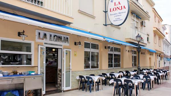 Terraza - La Lonja, Torremolinos