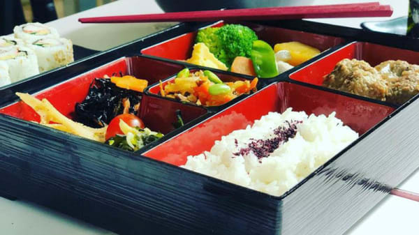 Suggestion du chef - Hana Bento Paradis, Paris