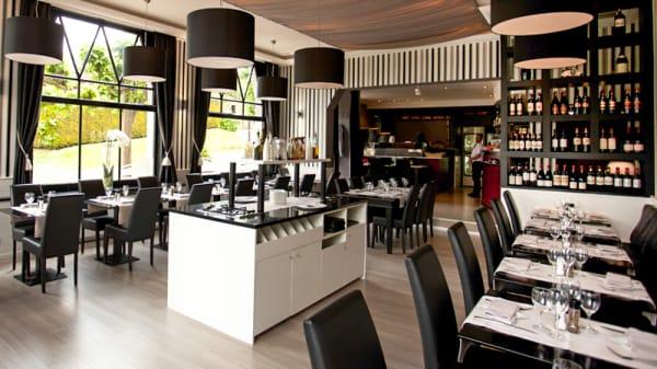 Salle du restaurant - Il Vespino, Watermaal-Bosvoorde