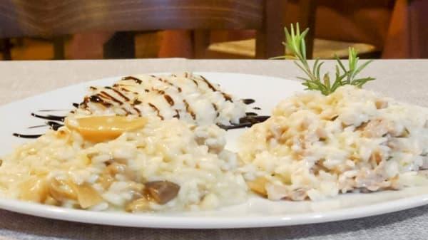 Suggerimento dello chef - L'Osteria del Torchio, Modena