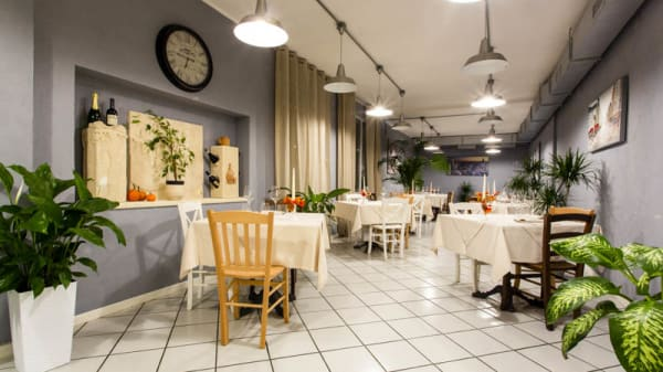 Vista sala - L'Officina Wine Bar Restaurant, Vicenza