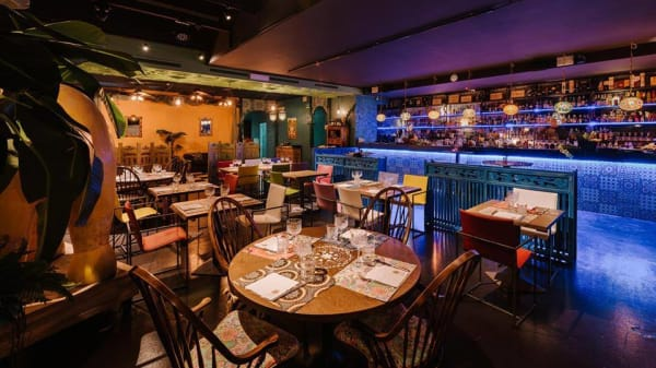 interno - Goa Restaurant, Anzano Del Parco