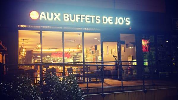 Aux buffets de JO'S, Bischheim