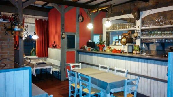 Vista sala - La Taverna Del Cavaliere, Taizzano, Narni
