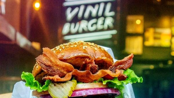 Sugestão - Vinil Burger (Pinheiros), São Paulo