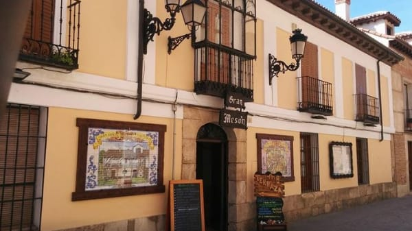 casavieja1 - La Casa Vieja, Alcalá de Henares