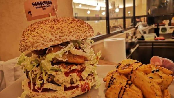 Specialità dello chef - Hamburger ElementoxElemento, Noto
