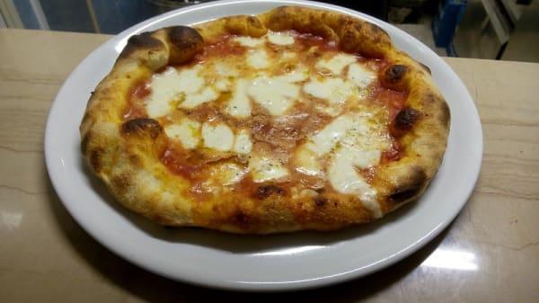 Suggerimento dello chef - Pizzeria La Bomba di Michele Nacci, Bari