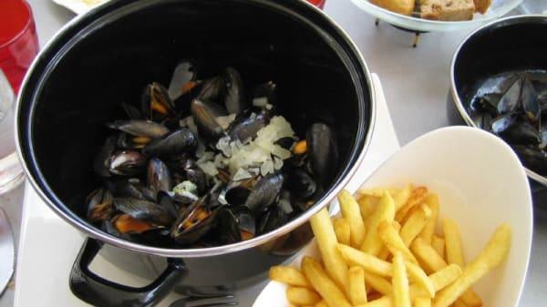 Suggestion du Chef - Het Lamgods, Gent