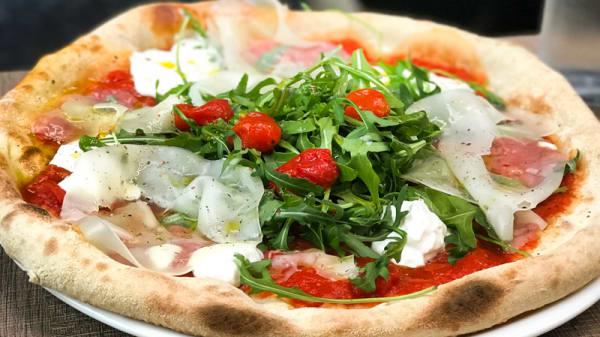 Pizza Da Giuseppe - Da Giuseppe, Paris