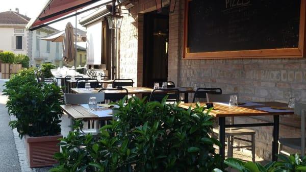 Esterno - Pizzeria  Da Berto, Gradara