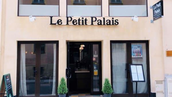 salle - Le Petit Palais, Nice