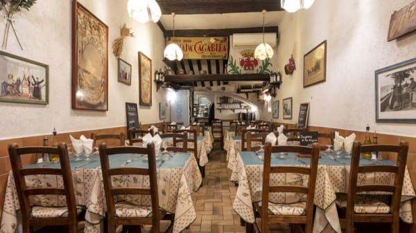 Aperçu de l'intérieur - La Taca d'Oli, Nice