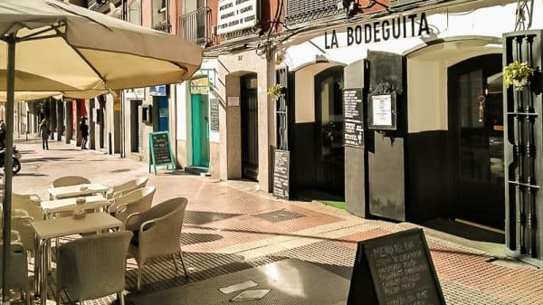 Terraza - La Bodeguita de Chamberí, Madrid