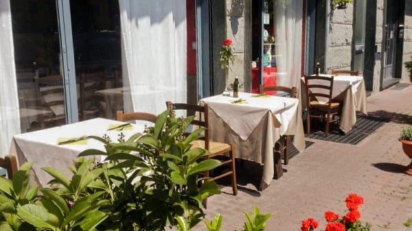 Tavoli esterni - Il Gambero, Gassino Torinese