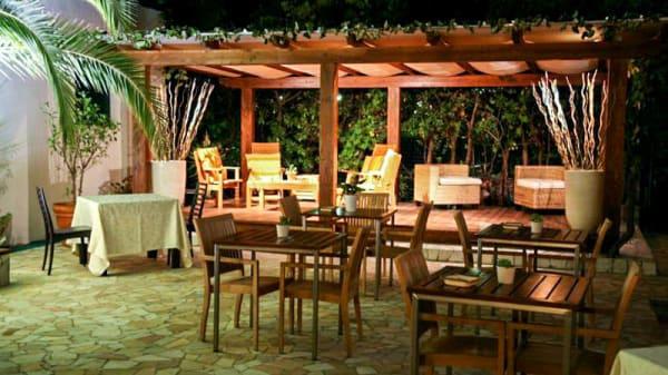 Terrazza - Garden Restaurant, Praia A Mare