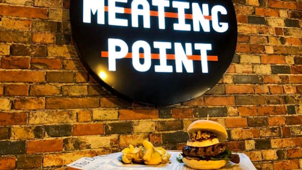 The Meating Point - Food & Friends - The Meating point, San Sebastián de los Reyes