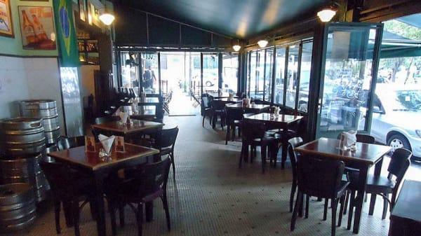 VIsta da sala - Restaurante Varandinha, São Paulo