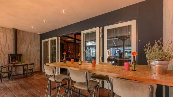 Het restaurant - Proeflokaal Moolenaar, Oosterhout