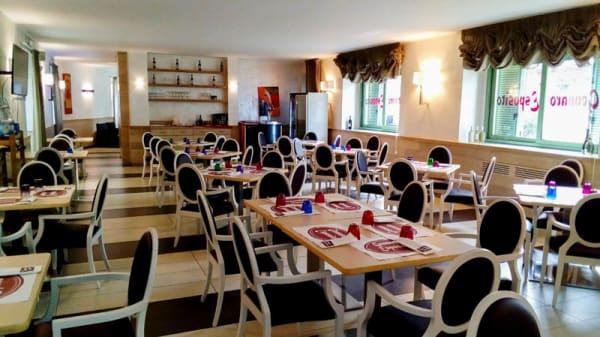 Vista sala - Pizzeria Flegrea, Nichelino