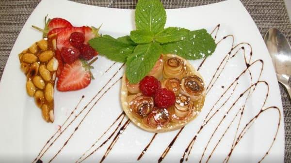 Dessert - La Grignote, Grasse