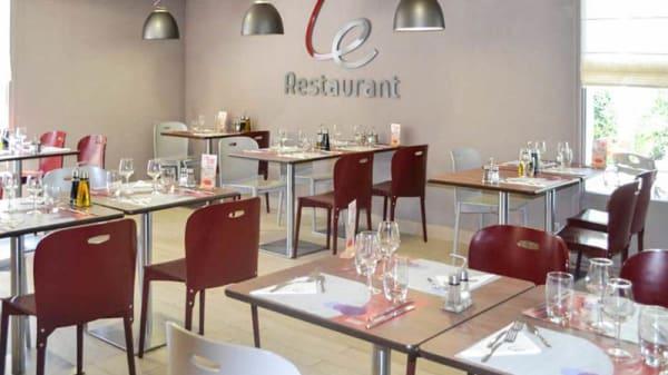 Vue de la salle - Campanile Arles Restaurant, Arles