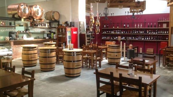 Sala del restaurante - Cal Baldiró, Olesa De Montserrat