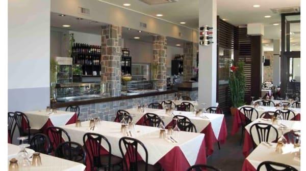 sala interna - Sun Ristorante Pizzeria, Brugherio