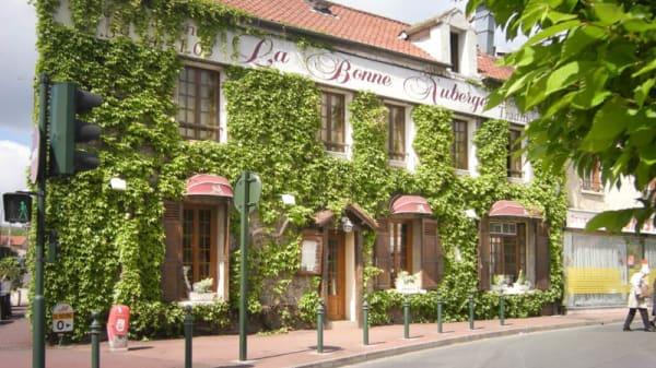 Façade - La Bonne Auberge, Soisy-sous-Montmorency