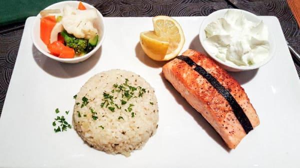 Suggestion du Chef - Le Basilic, Les Houches