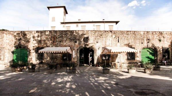 Vista sala - Osteria Le Corti, San Casciano In Val Di Pesa