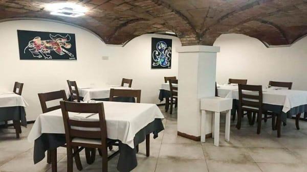 Vista sala - Pachitos Ristorante, Correggio