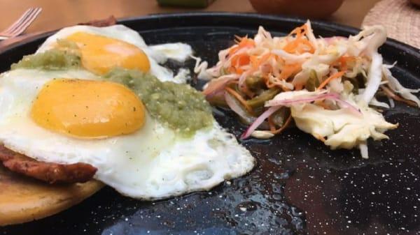 Sugerencia del chef - El Artesano Cocina Mexicana, Aguascalientes